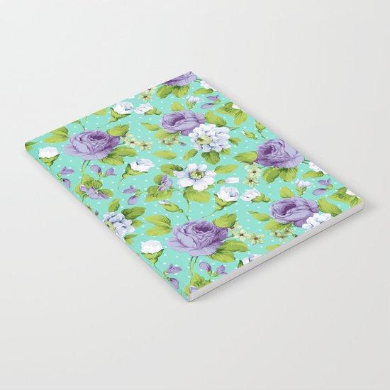 Hopeless Romantic - aqua version Notebook