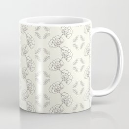 Garden Floral Chain Coffee Mug