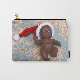 Christmas baby Carry-All Pouch