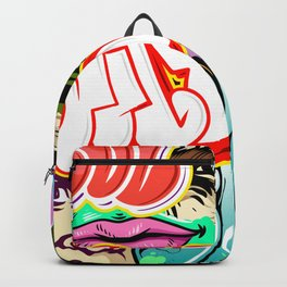 graffity style Backpack
