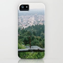 Portland iPhone Case