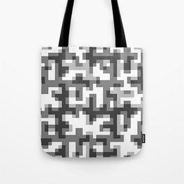 pixel 003 01 Tote Bag
