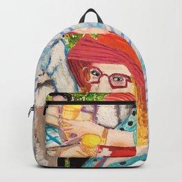 summer in Cambridge Backpack