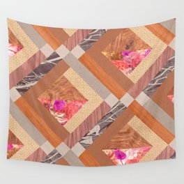 Cubed Wall Tapestry