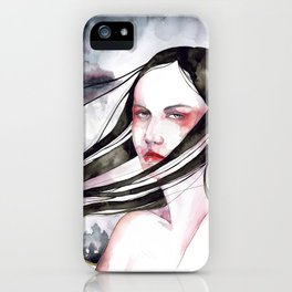 Gone with the... iPhone Case