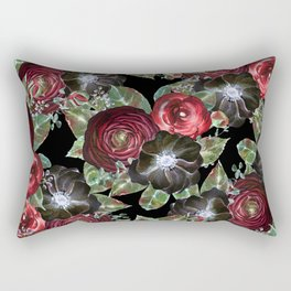 The Night Garden II Rectangular Pillow