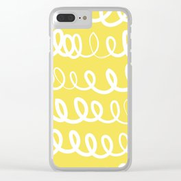 In other Words Clear iPhone Case