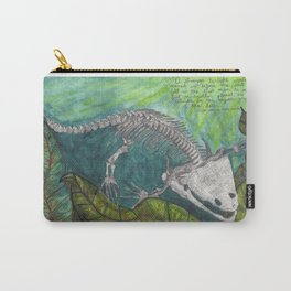Buettneria; 20,000 Leagues Under The Sea Carry-All Pouch