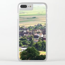 Bourgogne - Chablis Clear iPhone Case