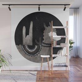 Paca, la Alpaca Wall Mural