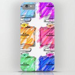 No 5 Light iPhone Case