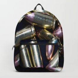 Cluster of 9mm Ammo Backpack