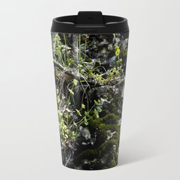 Mossy Stones Travel Mug