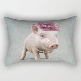 Miss Piggy Rectangular Pillow