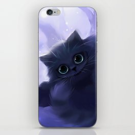 Chess Cat iPhone Skin