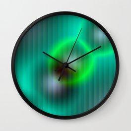 ovni 4 Wall Clock
