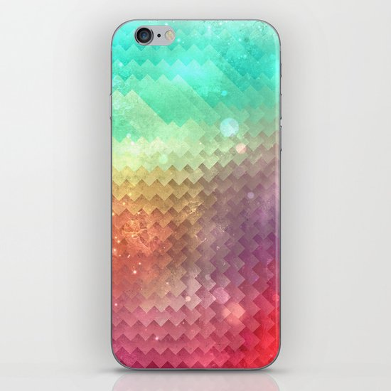 Sskyy myllt iPhone & iPod Skin