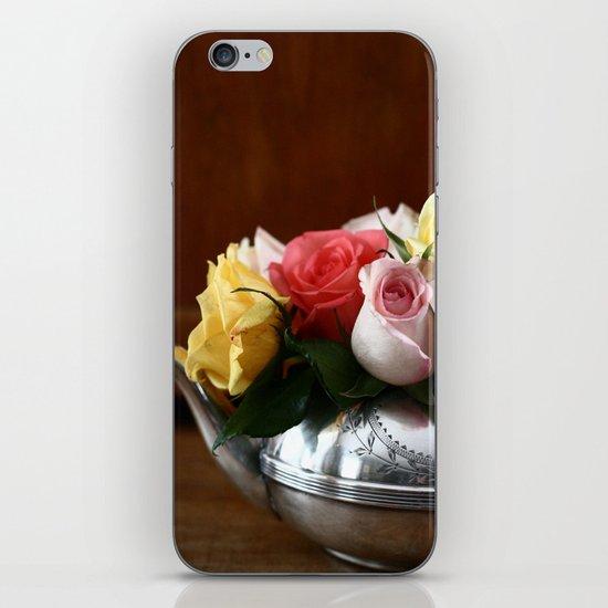 Rose Tea II iPhone & iPod Skin