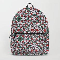 Doodle Pattern 16 Backpack