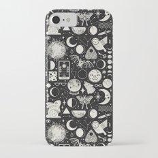 Lunar Pattern: Eclipse Slim Case iPhone 7