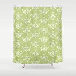 Butterfly Flea Shower Curtain