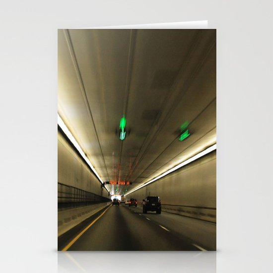 The Tunnel Stationery Cards