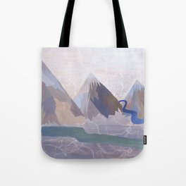 Mountains - Bethany Walrond Tote Bag