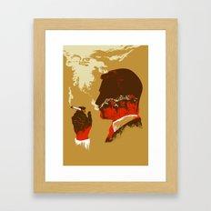 Madmen  Framed Art Print