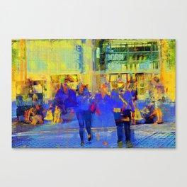 20180707 Canvas Print