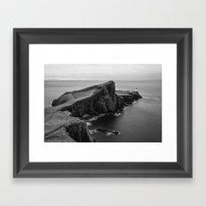 Neist Point Isle of Skye Framed Art Print