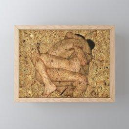 Kuma Sutra Framed Mini Art Print