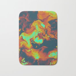 DAY LIGHT AND BAD DREAMS IN A COOL WORLD FULL OF CRUEL THINGS Bath Mat