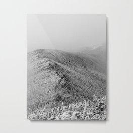 Mists of Mt. Moosilauke Metal Print