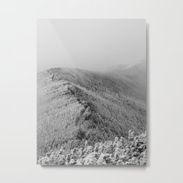 Mists of Mt. Moosilauke Metal Print