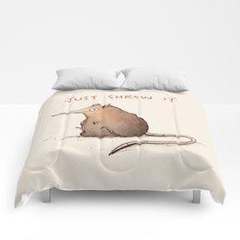 Just Shrew It Comforters