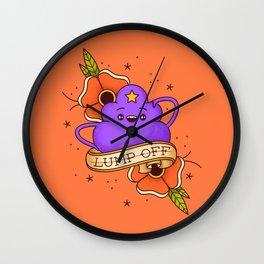 LSP | Lump Off Wall Clock