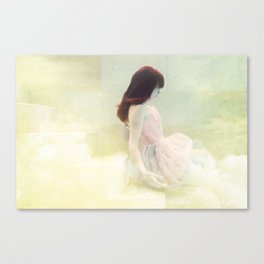 Dreams & Water Canvas Print