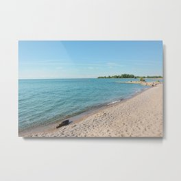 AFE Kew-Balmy Beach 8 Metal Print