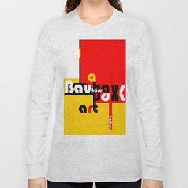 Bauhaus Lamp Long Sleeve T-shirt