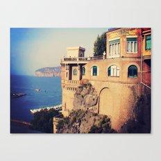 Sorrento! Canvas Print