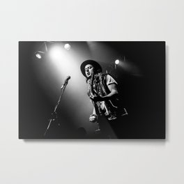 Carl Barat (The Libertines) - I Metal Print