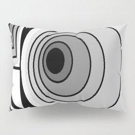 Optical Illusions Around Circle Pillow Sham