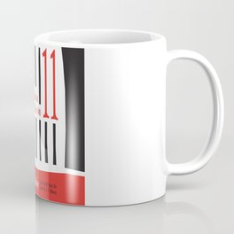 Post-Exoticism in Ten Lessons, Lesson Eleven Coffee Mug