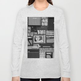 Vintage music Long Sleeve T-shirt