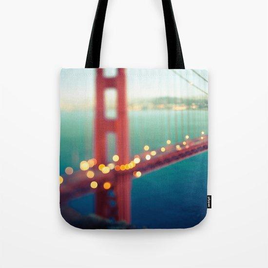 Meet Me In San Francisco Tote Bag