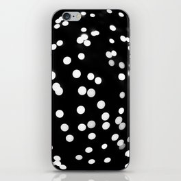 Bulbous Bokehs iPhone Skin