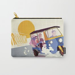STAY AT HOME DAD - Family tuk-tuk trip Carry-All Pouch
