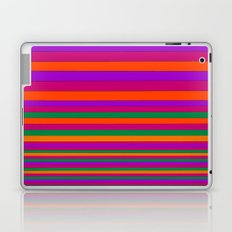 Stripe2 Laptop & iPad Skin