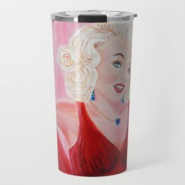 Dazzling Marilyne | Éblouissante Marilyne Travel Mug