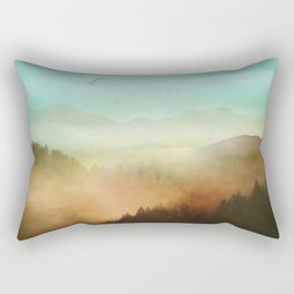 Autumn Flight Rectangular Pillow